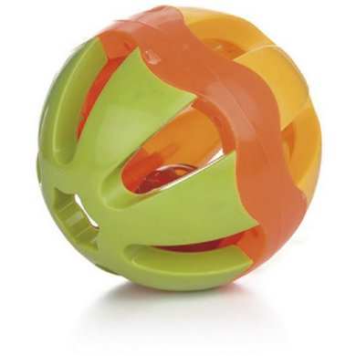 Beeztees Plastic Wiggle Bal