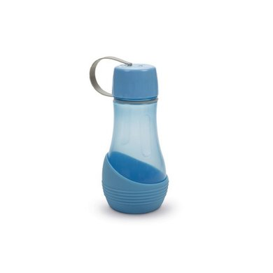 Beeztees Draagbare Drinkset Blauw 11x23cm, 850ml