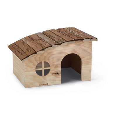 Beeztees Forest Blockhaus Curvo 31x23x18cm