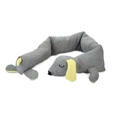 Beeztees Knuffel Cosy Doggy Puppy Grijs 120x12x7,5cm