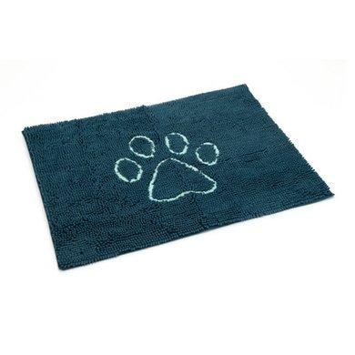 Dirty Dog Droogloopmat Blauw 88x68cm