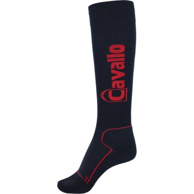 Cavallo Socks SIMO Dark Blue/Candy 36