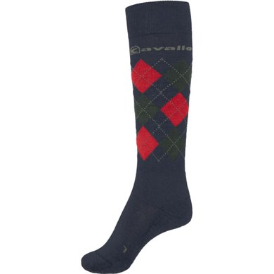 Cavallo Socks SARA Women Dark Blue/Candy 40