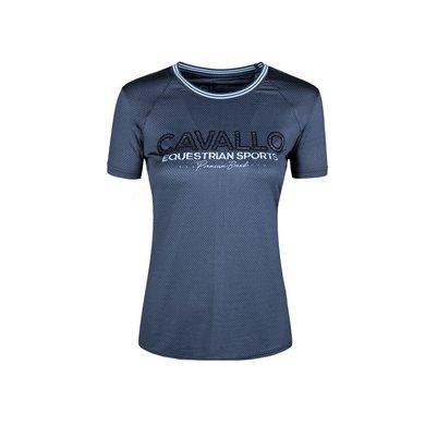 Cavallo T-Shirt Piper Donkerblauw 36