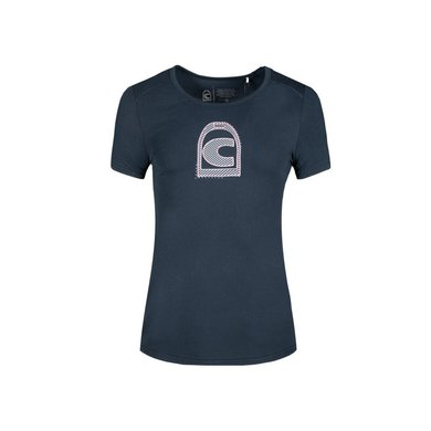 Cavallo T-Shirt Perina Donkerblauw 36
