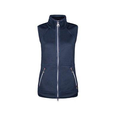 Cavallo Vest Piola Fleece Donkerblauw 46