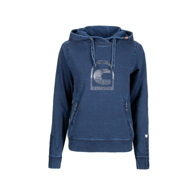 Cavallo Sweat Shirt Popea Indigo