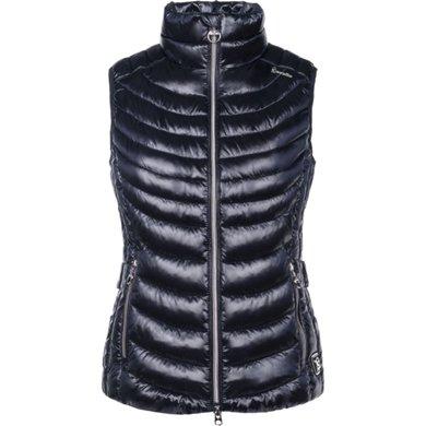 Cavallo Vest SANNA Licht Gewatteerd Dames Donkerblauw 36