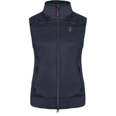 Cavallo Vest SONNY Fleece Dames Donkerblauw 44