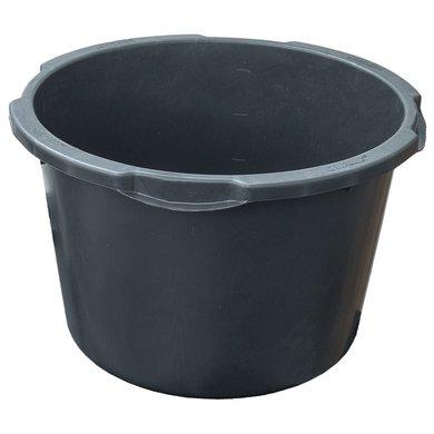 Berdal Seau à Béton Gripline Plastique Noir