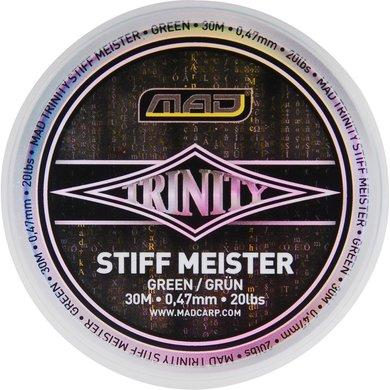 MAD Trinity Stiff Meister 30m Grün 0,47mm