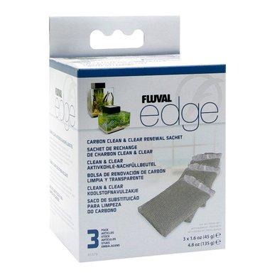 Fluval Edge Koolstoffilter 3st 8,5x7,2x13cm