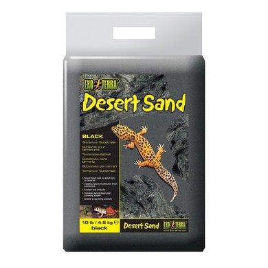 Exo Terra Woestijnzand Zwart 4,5kgr
