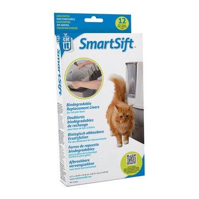 Cat It Smart-sift Afvalzak 47x39x25cm/70L