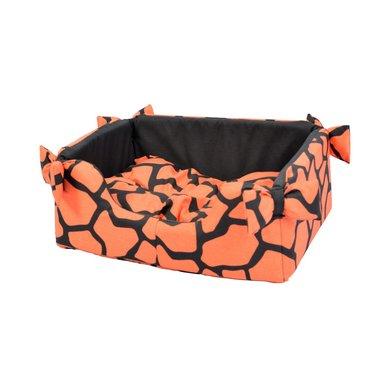 Duvo+ Bed Rechthoekig Candy Safari 47x35x16cm