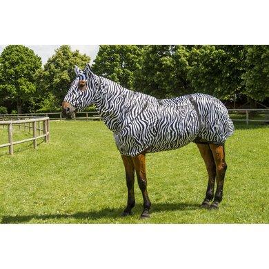 EquiThème Anti Eczeem Deken Zebra