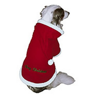 Agradi Dog Rug Christmas Red