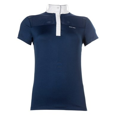 euro-star Ladies Shirt Helene Navy L