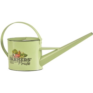 Esschert Farmers' Pride Indoor Watering Can Green
