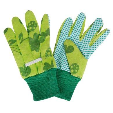 Esschert Kinderhandschuhe Grün