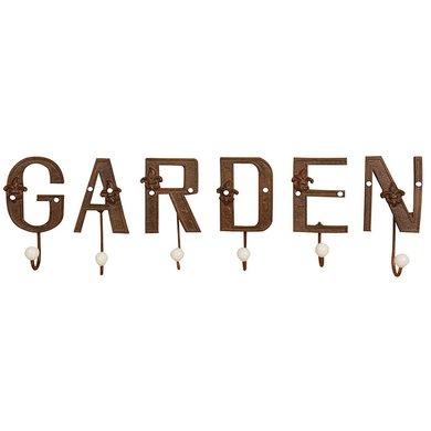 Esschert Buchstabenhaken Garden