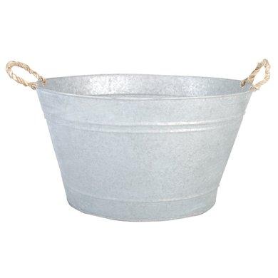 Esschert Old Zinc Tub