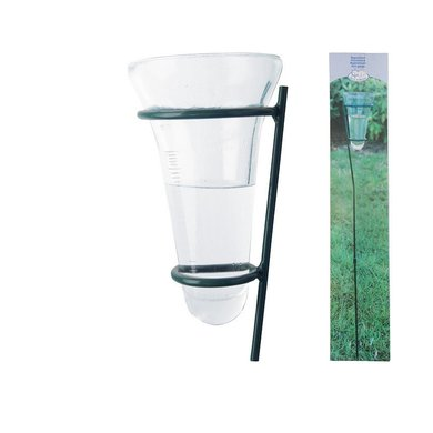 Esschert Regenmeter Groen