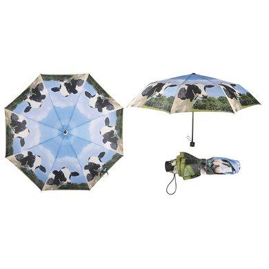 Esschert Schirm Faltbar Kuh