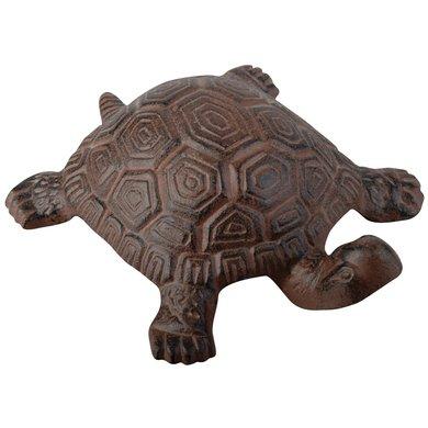 Esschert Schildpad Gietijzer Groot