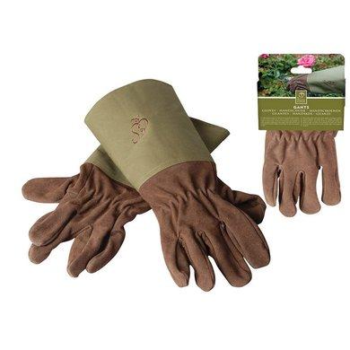 Esschert Handschoenen Olijfgroen