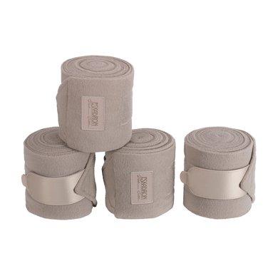 Eskadron Bandages Platinum 20 Fleece Greige Poney