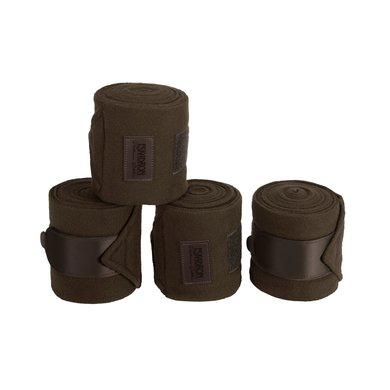 Eskadron Bandages Platinum 20 Fleece Havanamarron Full