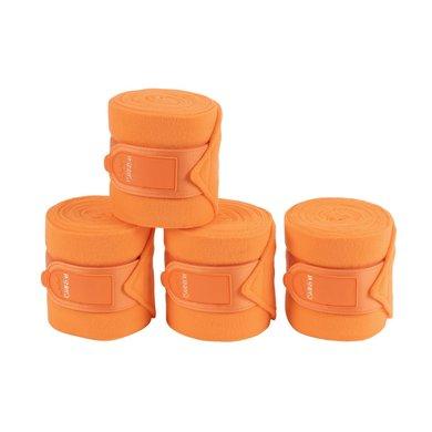 Eskadron Bandages Fleece Classic Sports Papaya Full