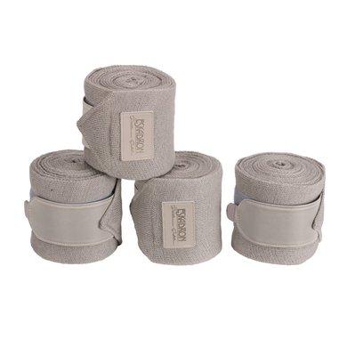 Eskadron Bandages Platinum 20 Acrylic Lurex Greige Full