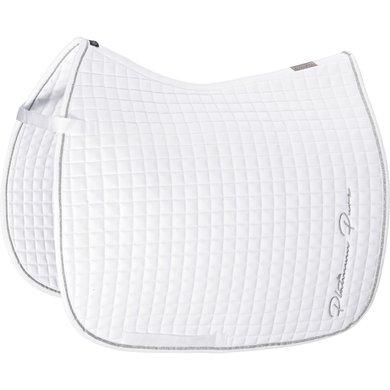 Eskadron Zadeldek Platinum Pure Cotton Dressuur Wit