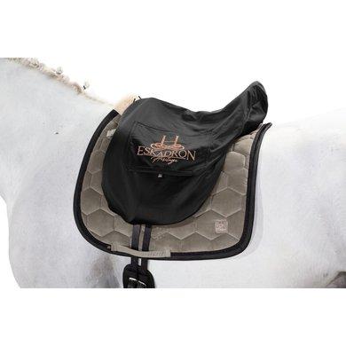 Eskadron Saddle Cover Heritage 2020 Softshell Black