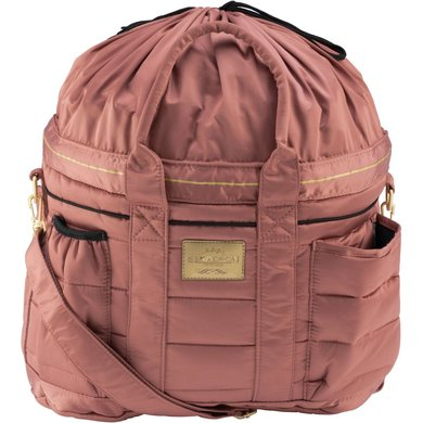 Eskadron Tas Glossy Quilted Accessoires Rosewood One Size