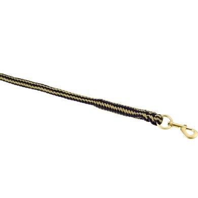 Eskadron Corde pour Licol Duralastic Mousqueton Oxford Gold One Size