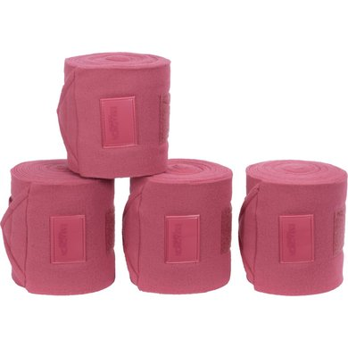 Eskadron Bandages Fleece CS21 Rouge Full