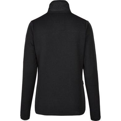 Eskadron Zip Shirt Nicky schwarz