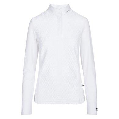 Euro-star Shirt Savona White 2XL