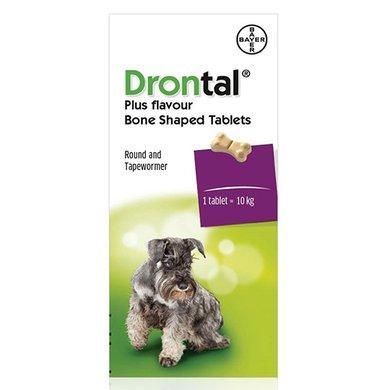 Drontal Dog Tasty 102 Tabletten