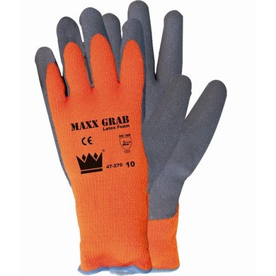 Gevavi 47270 Maxx Grab Handschuhe Orange 10