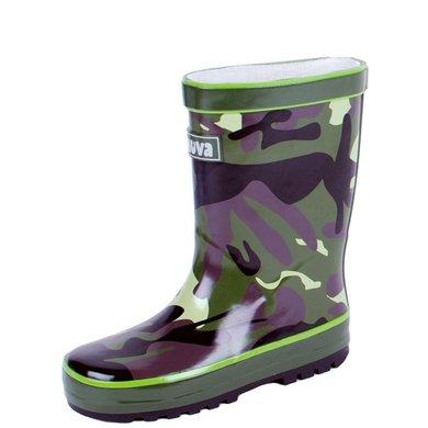 Chuva Army Jongenslaars Groen