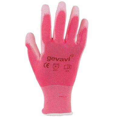 Gevavi Safety GP01 Allround 2 Paar Handschoenen Roze 8