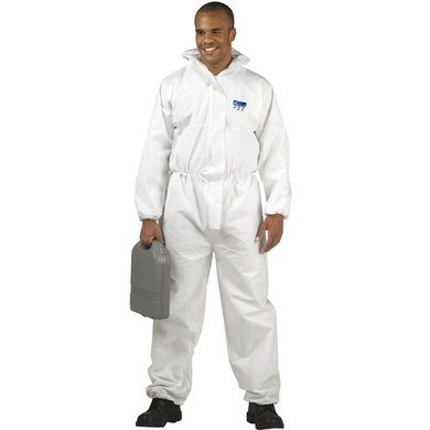 Gevavi Safety GP81 Coverall Wit XL