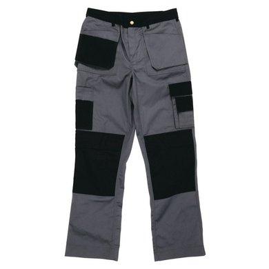 Gevavi Workwear Multibroek GW02 Grijs