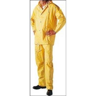 Gevavi Workwear Regenpak GW74 PVC Geel M