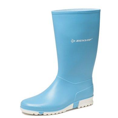 Dunlop Sportlaars Pvc Licht Blauw 35
