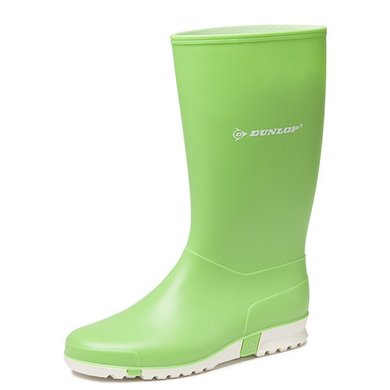 Dunlop Sportlaars Pvc Licht Groen 40